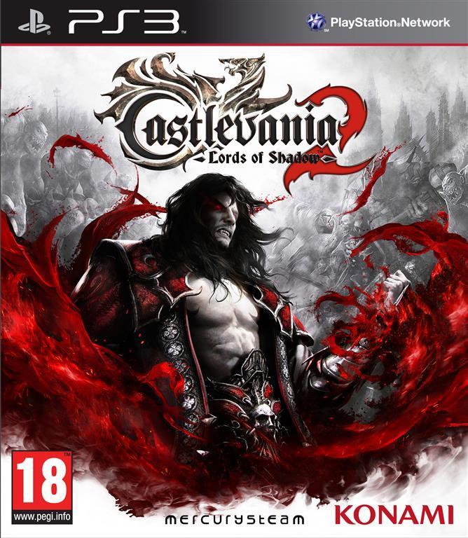Prohlédněte si oficiální obal Castlevania: Lords of Shadow 2 91034