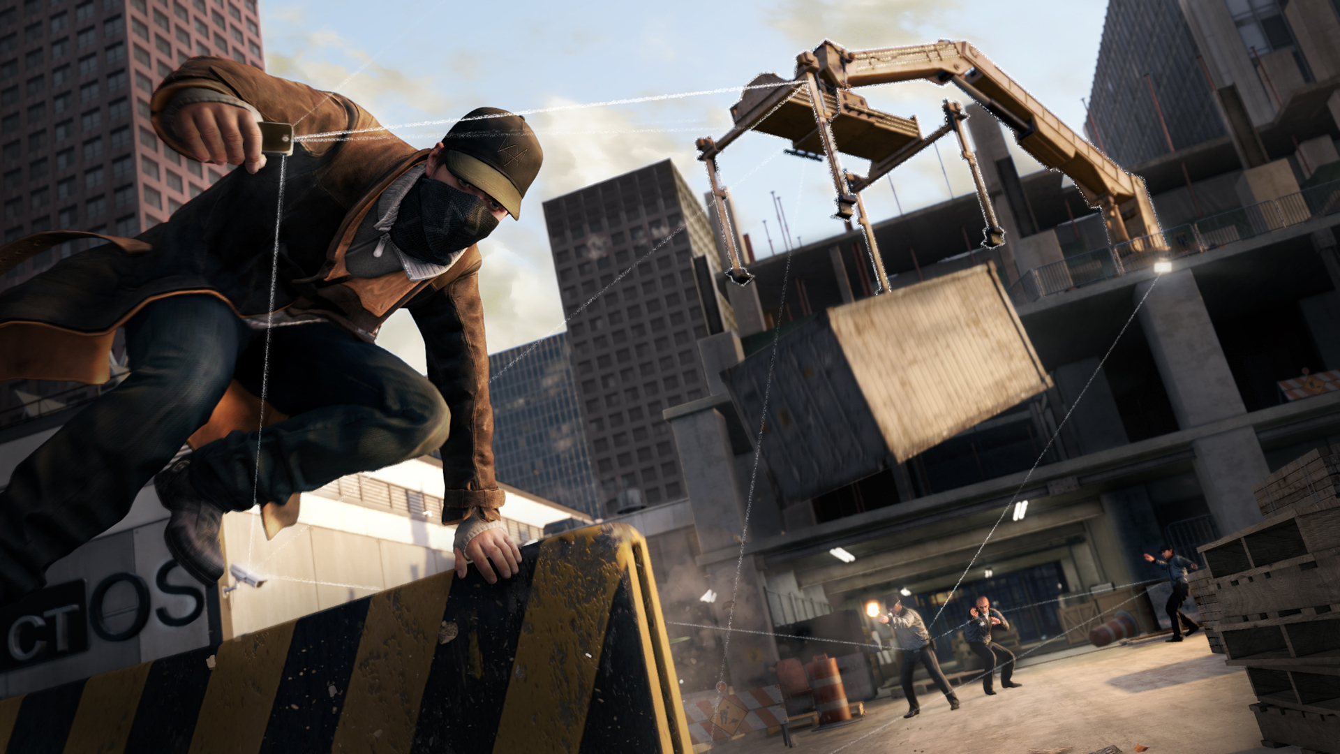 Watch Dogs – hack na pískovišti 91051