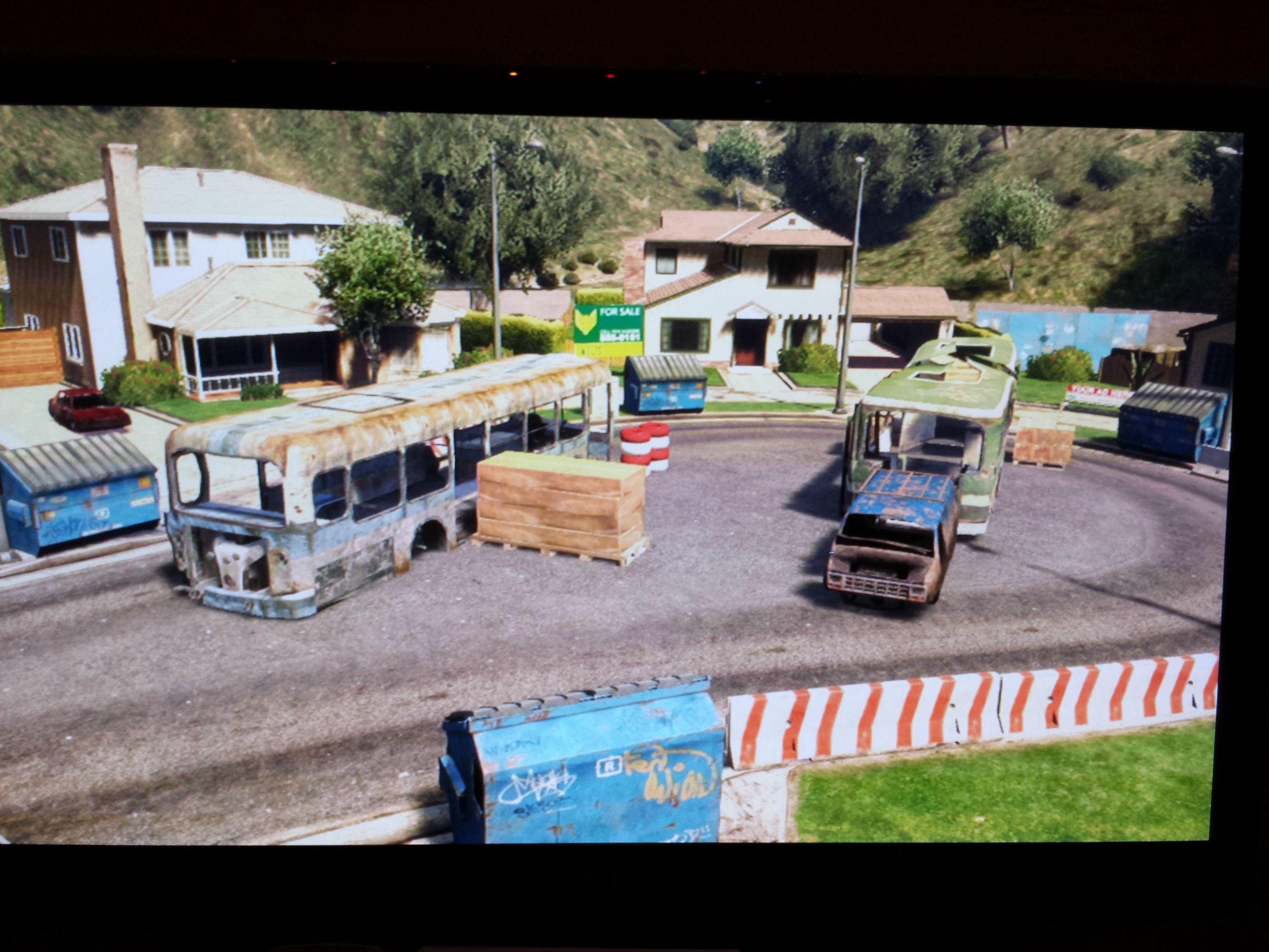 Nadšenec v editoru GTA Online vytvořil mapu z Black Ops 91055