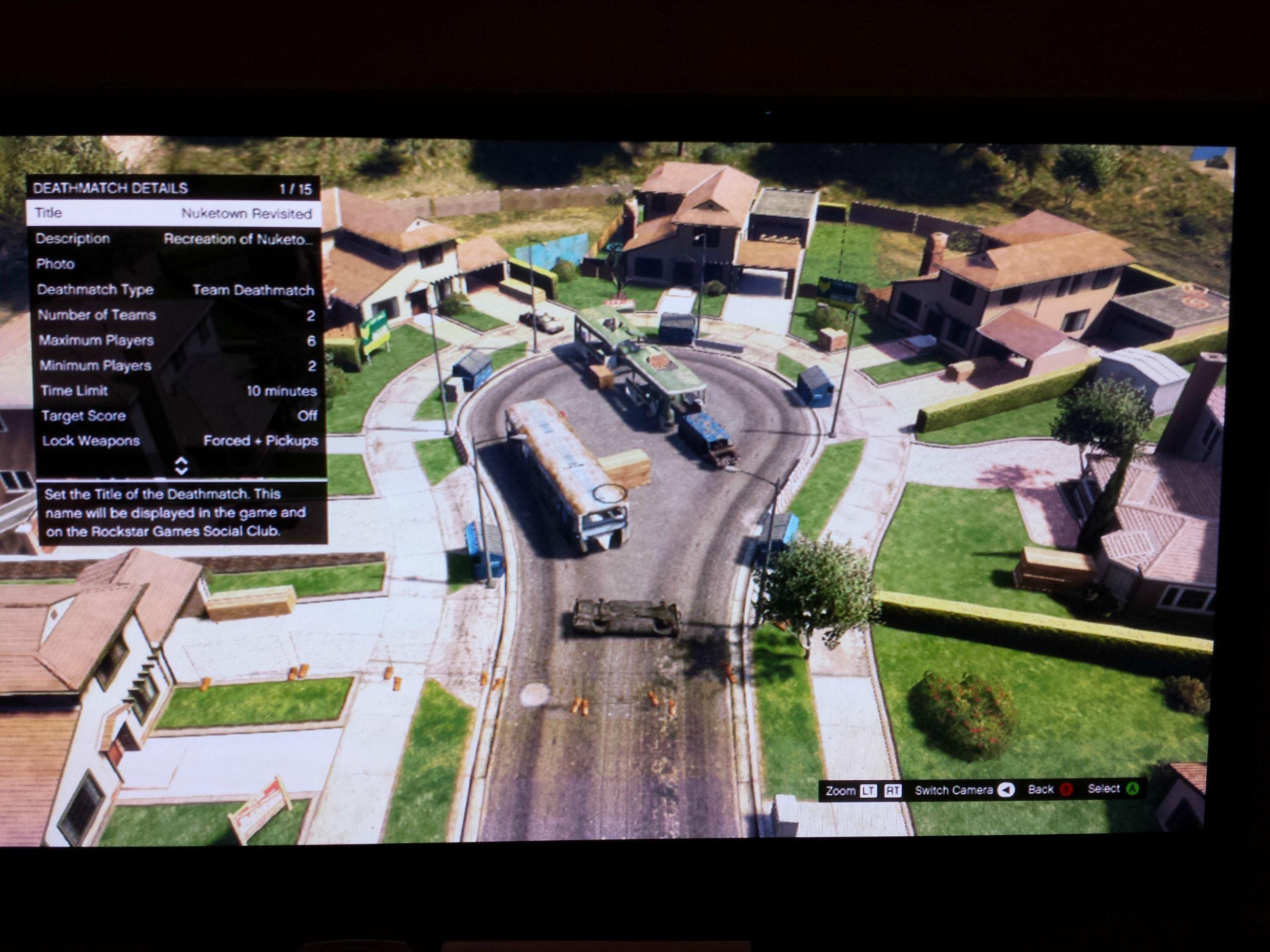 Nadšenec v editoru GTA Online vytvořil mapu z Black Ops 91056