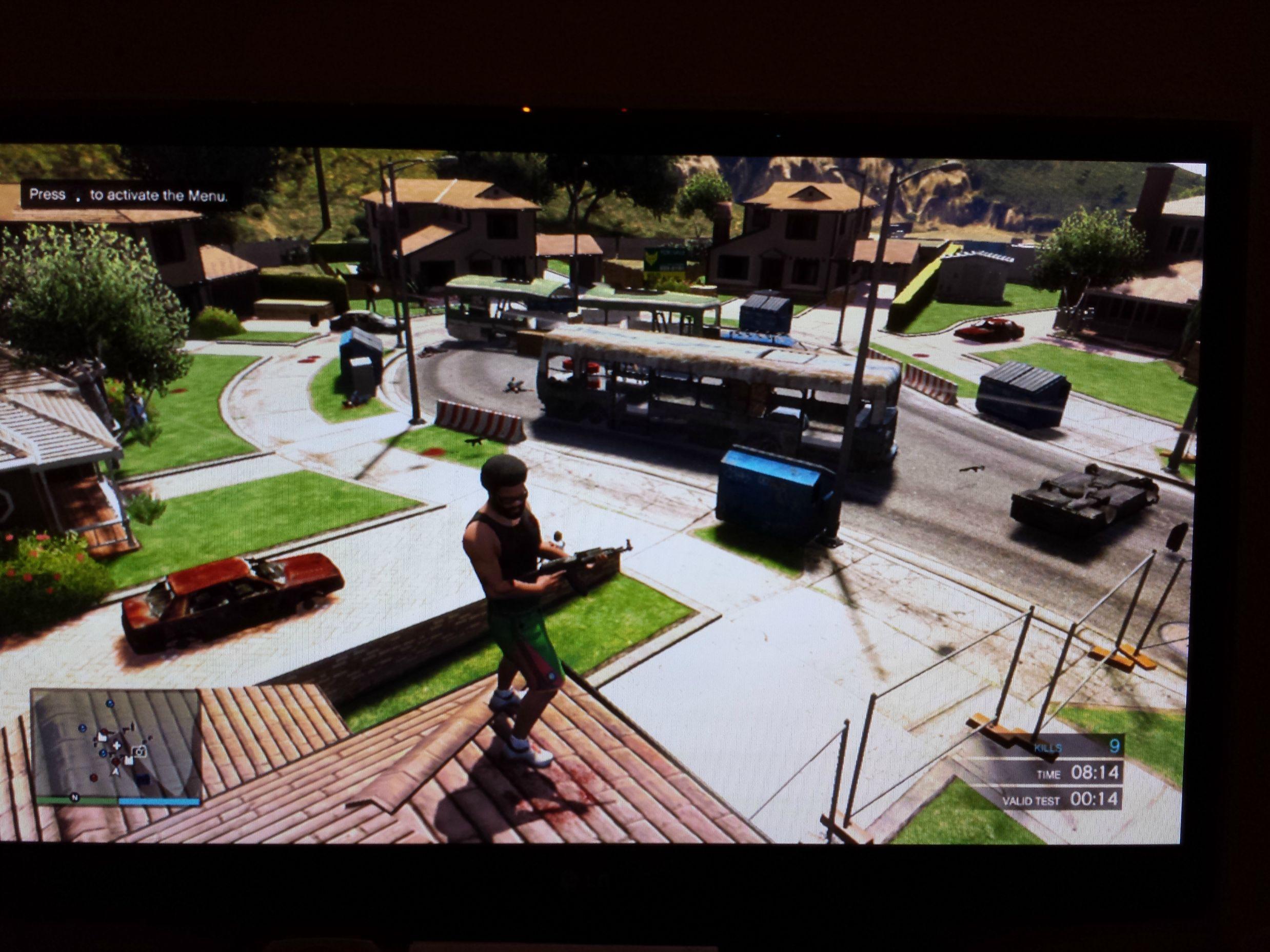 Nadšenec v editoru GTA Online vytvořil mapu z Black Ops 91057