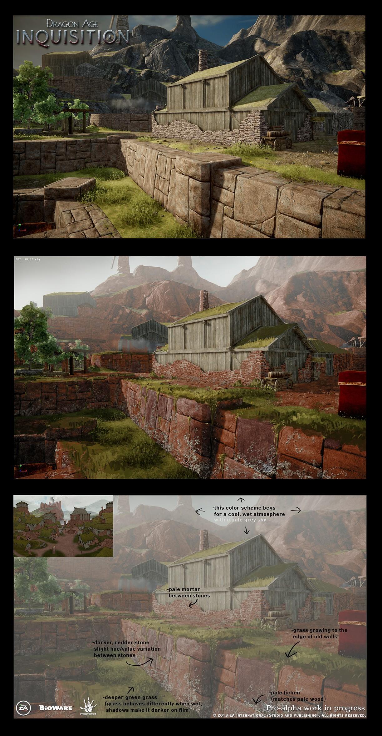 Dragon Age: Inquisition s různorodými lokalitami 91064