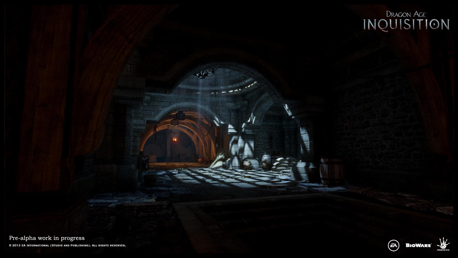 Dragon Age: Inquisition s různorodými lokalitami 91065