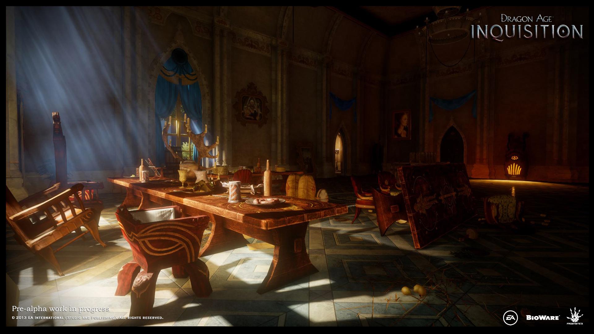 Dragon Age: Inquisition s různorodými lokalitami 91066