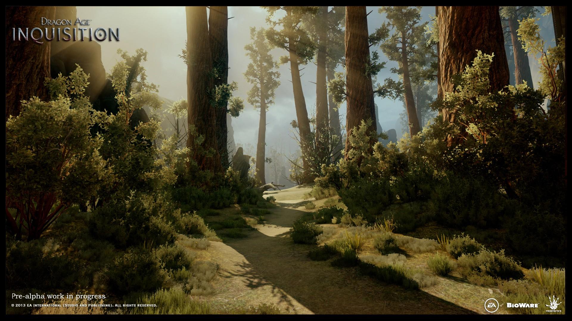 Dragon Age: Inquisition s různorodými lokalitami 91068