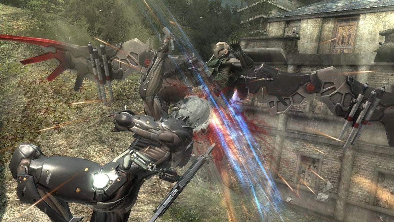 Blíží se PC verze Metal Gear Rising 91087