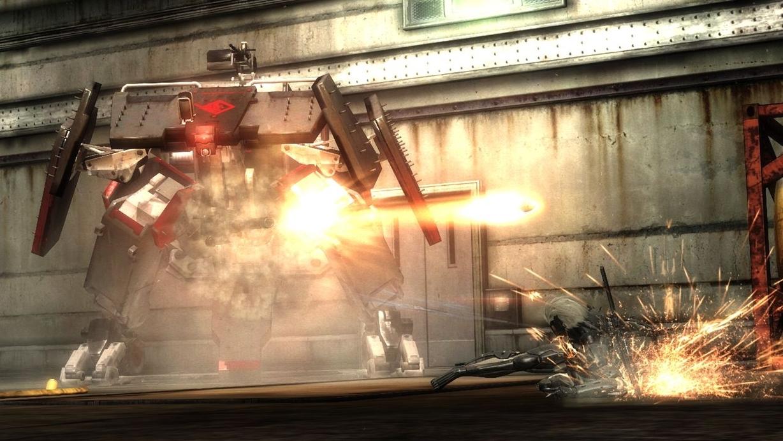 Blíží se PC verze Metal Gear Rising 91089