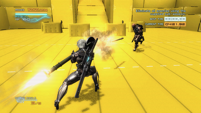 Blíží se PC verze Metal Gear Rising 91091