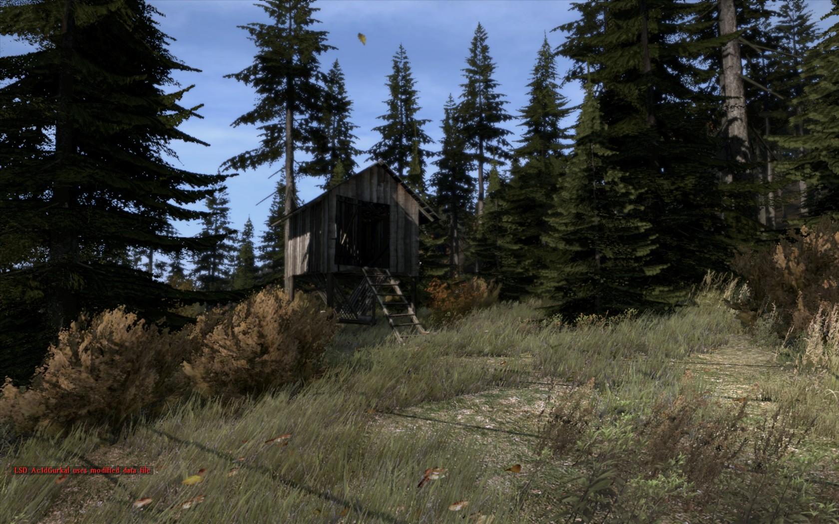 Screenshoty vytípáné z hraní DayZ 91107