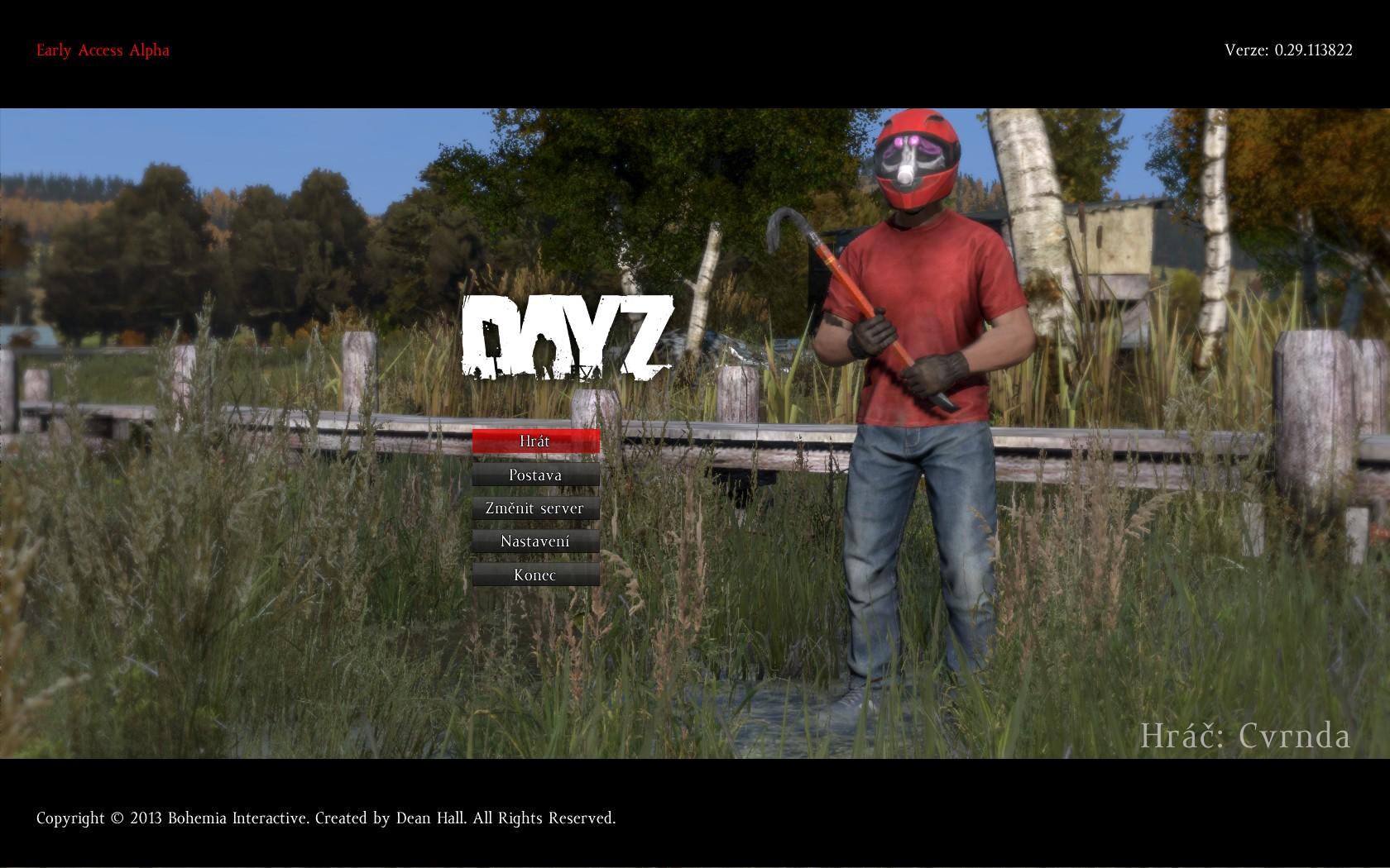 Screenshoty vytípáné z hraní DayZ 91115