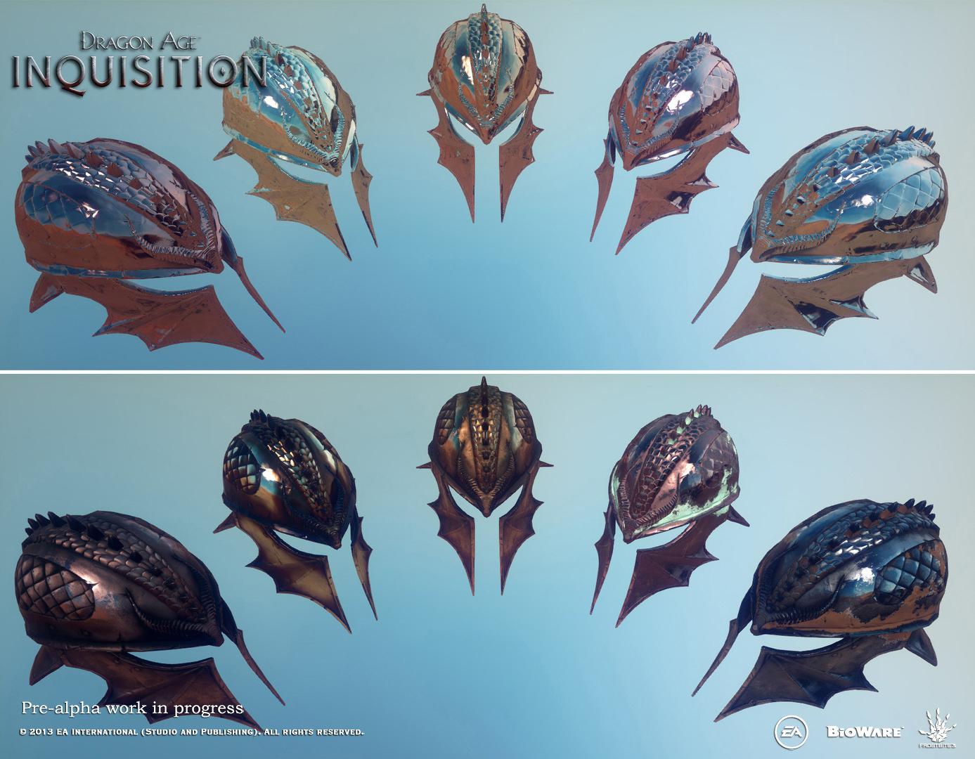 Ještě pět artworků z Dragon Age: Inquisition 91119