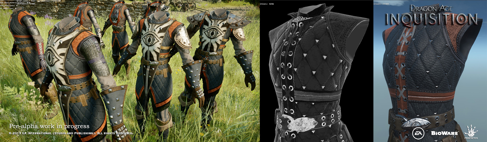 Ještě pět artworků z Dragon Age: Inquisition 91121