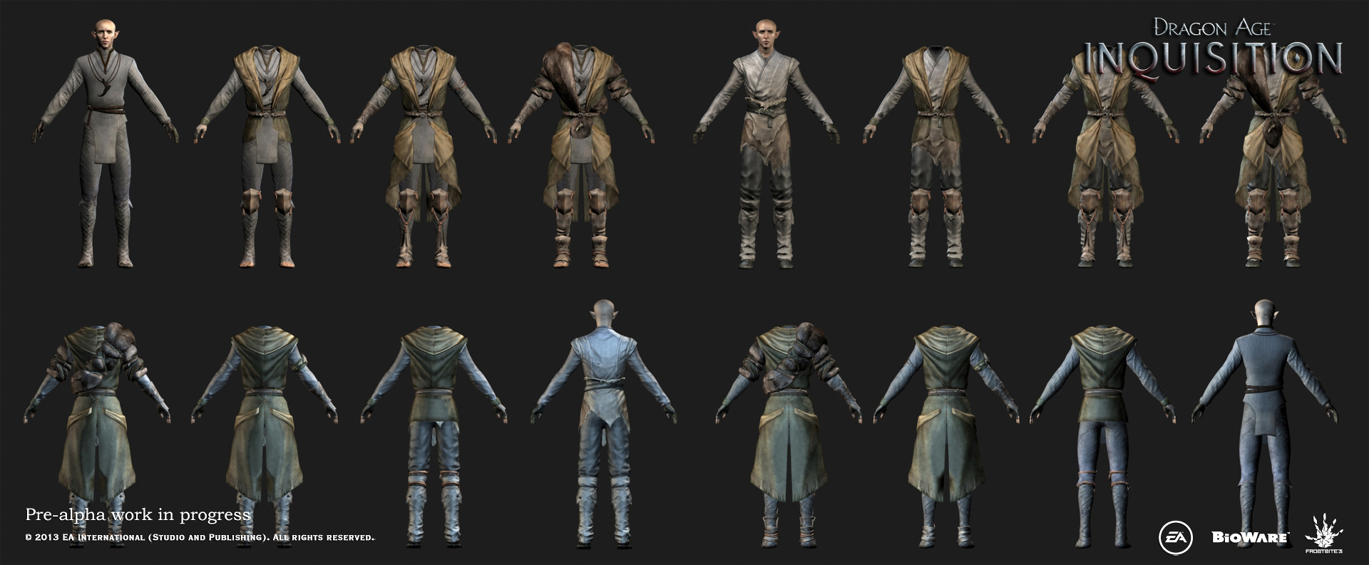 Ještě pět artworků z Dragon Age: Inquisition 91122
