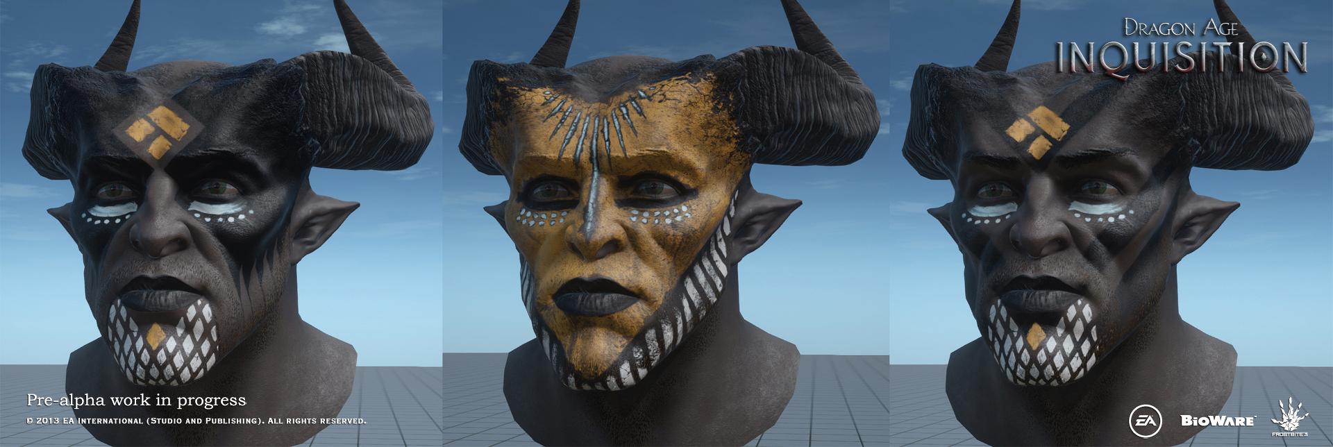 Ještě pět artworků z Dragon Age: Inquisition 91123