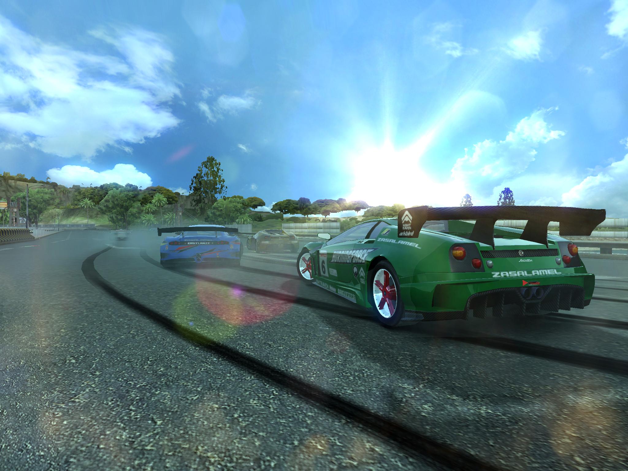 Ridge Racer: Slipstream dostupné pro iOS 91145