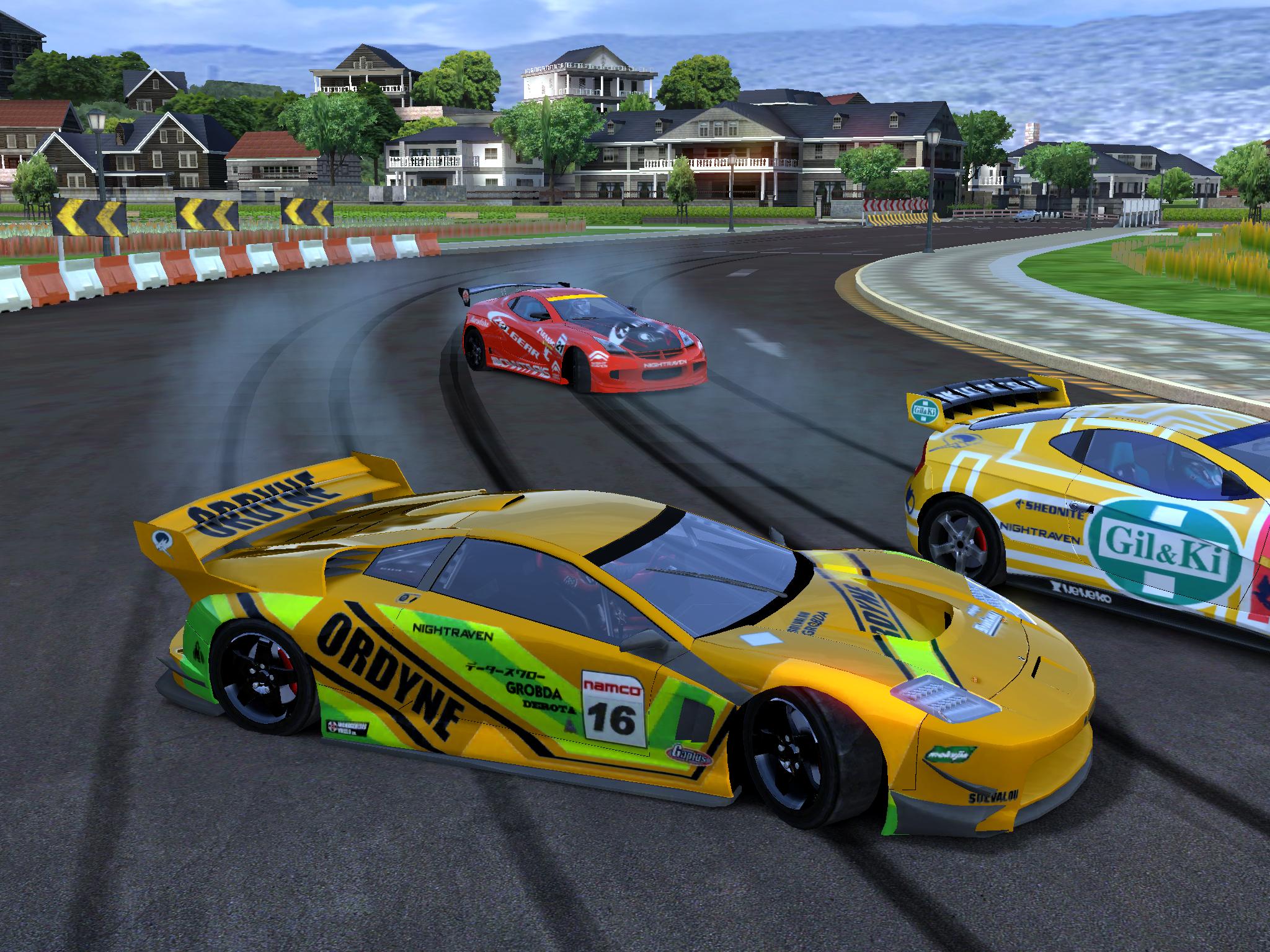 Ridge Racer: Slipstream dostupné pro iOS 91152