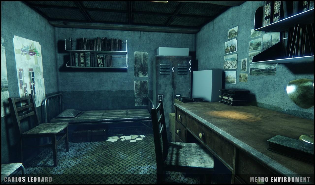 Takhle by mohlo vypadat Metro s využitím CryEngine 91293
