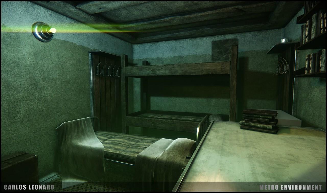 Takhle by mohlo vypadat Metro s využitím CryEngine 91294