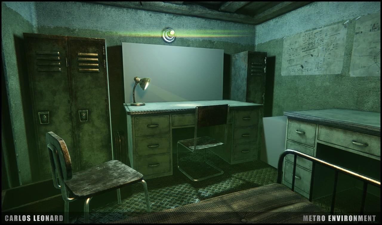 Takhle by mohlo vypadat Metro s využitím CryEngine 91295