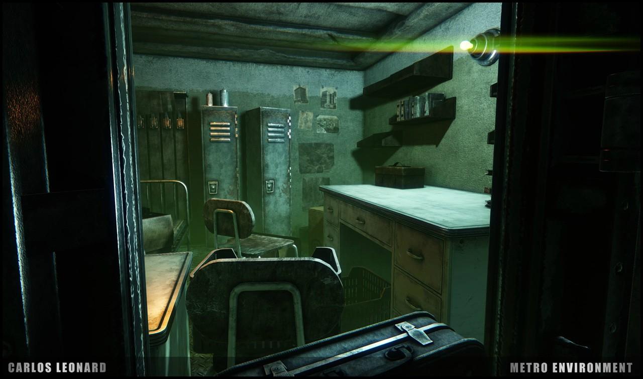 Takhle by mohlo vypadat Metro s využitím CryEngine 91296