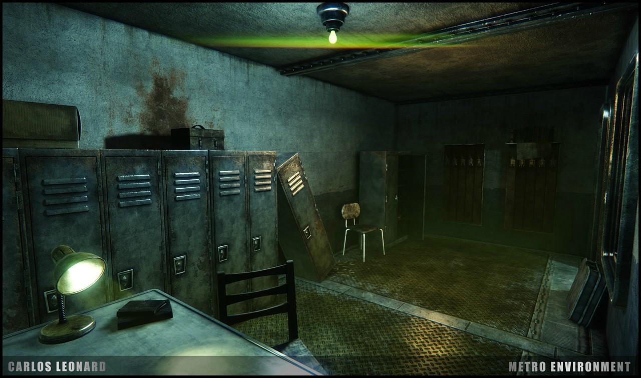 Takhle by mohlo vypadat Metro s využitím CryEngine 91297