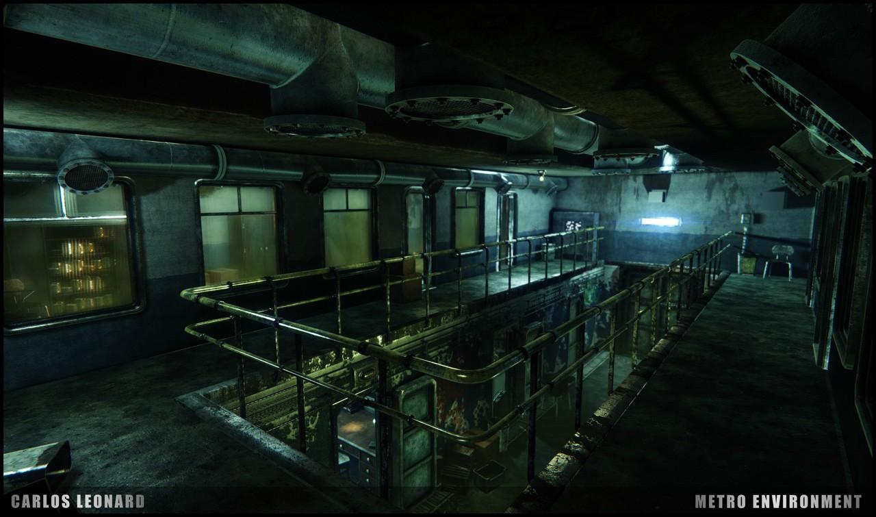 Takhle by mohlo vypadat Metro s využitím CryEngine 91298