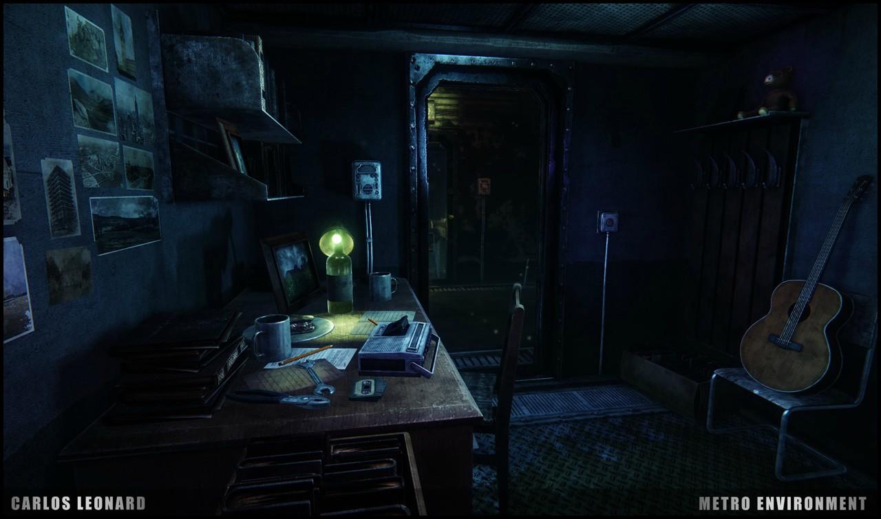 Takhle by mohlo vypadat Metro s využitím CryEngine 91301