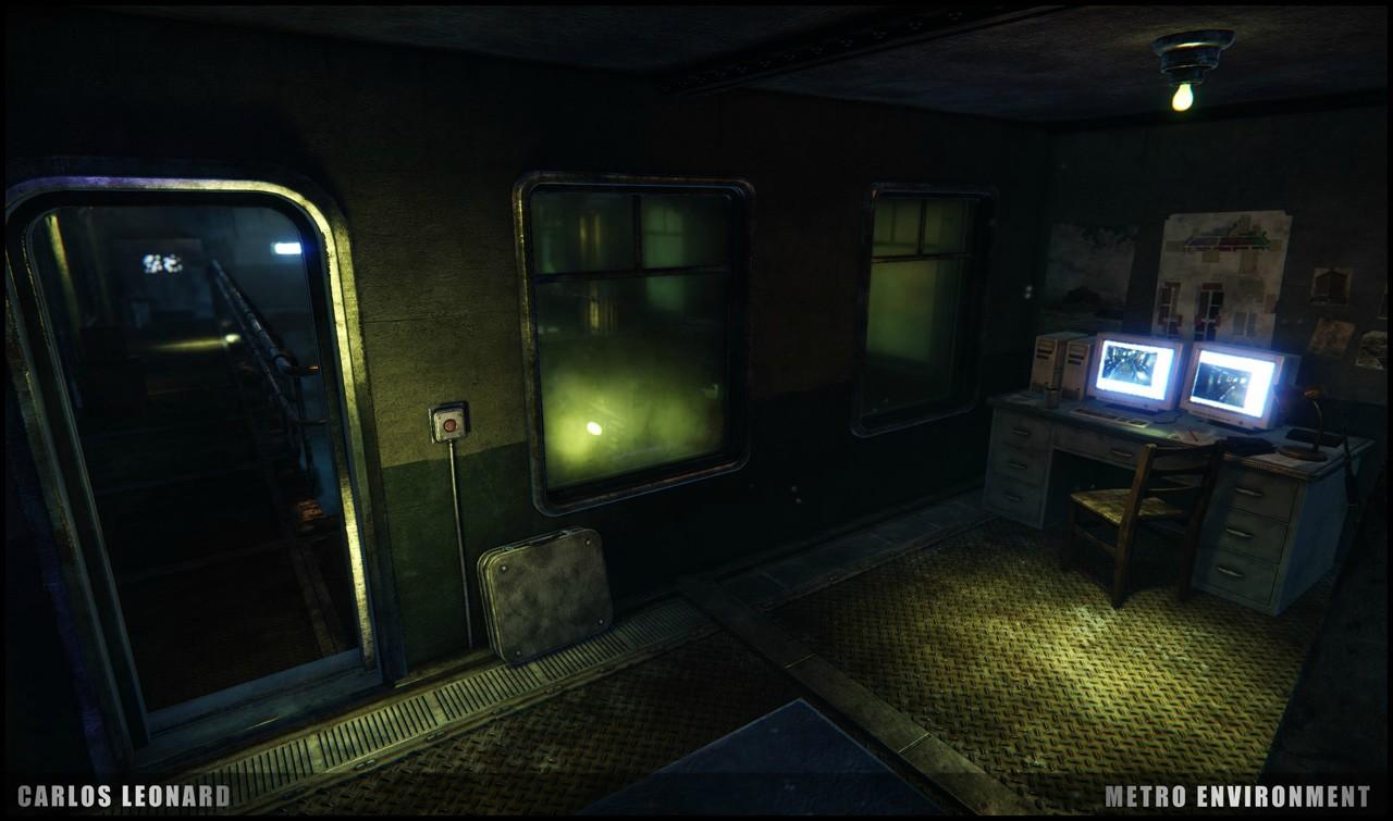 Takhle by mohlo vypadat Metro s využitím CryEngine 91302