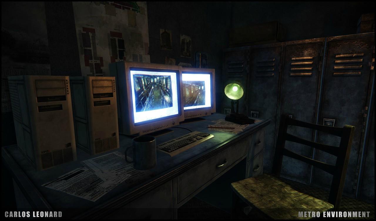 Takhle by mohlo vypadat Metro s využitím CryEngine 91305