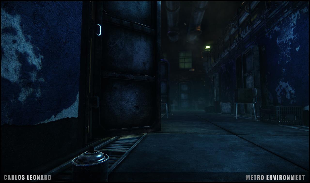 Takhle by mohlo vypadat Metro s využitím CryEngine 91307