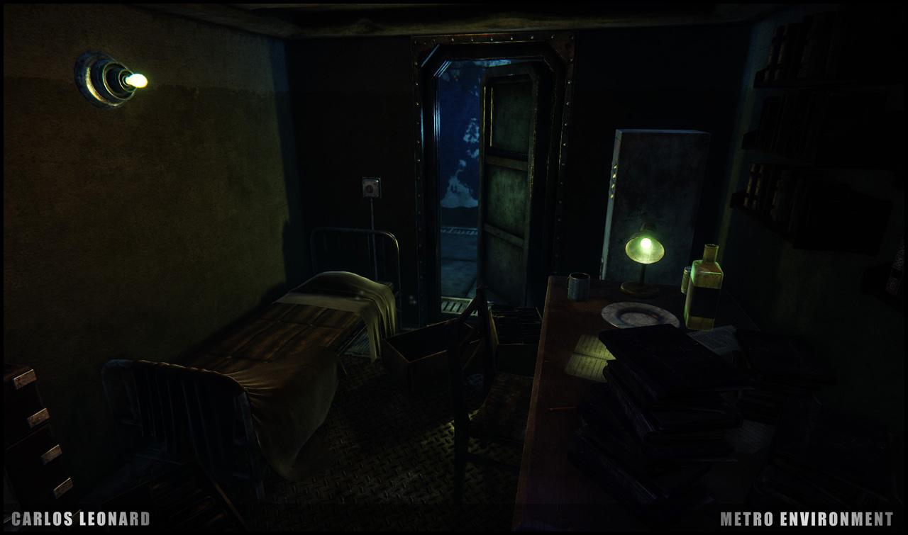 Takhle by mohlo vypadat Metro s využitím CryEngine 91308