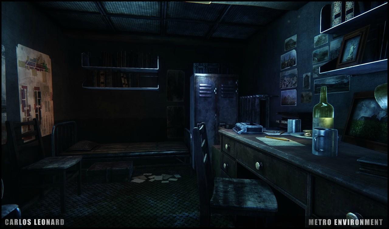 Takhle by mohlo vypadat Metro s využitím CryEngine 91312