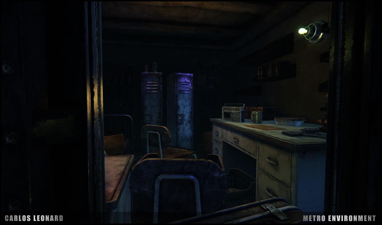 Takhle by mohlo vypadat Metro s využitím CryEngine 91313