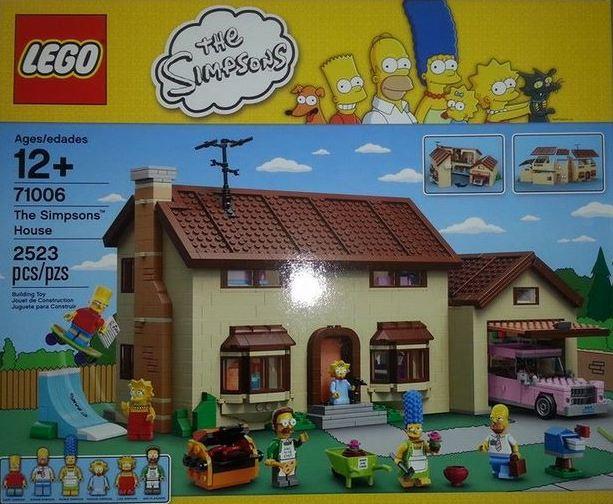 Dočkají se Simpsonovi vlastní Lego hry? 91370