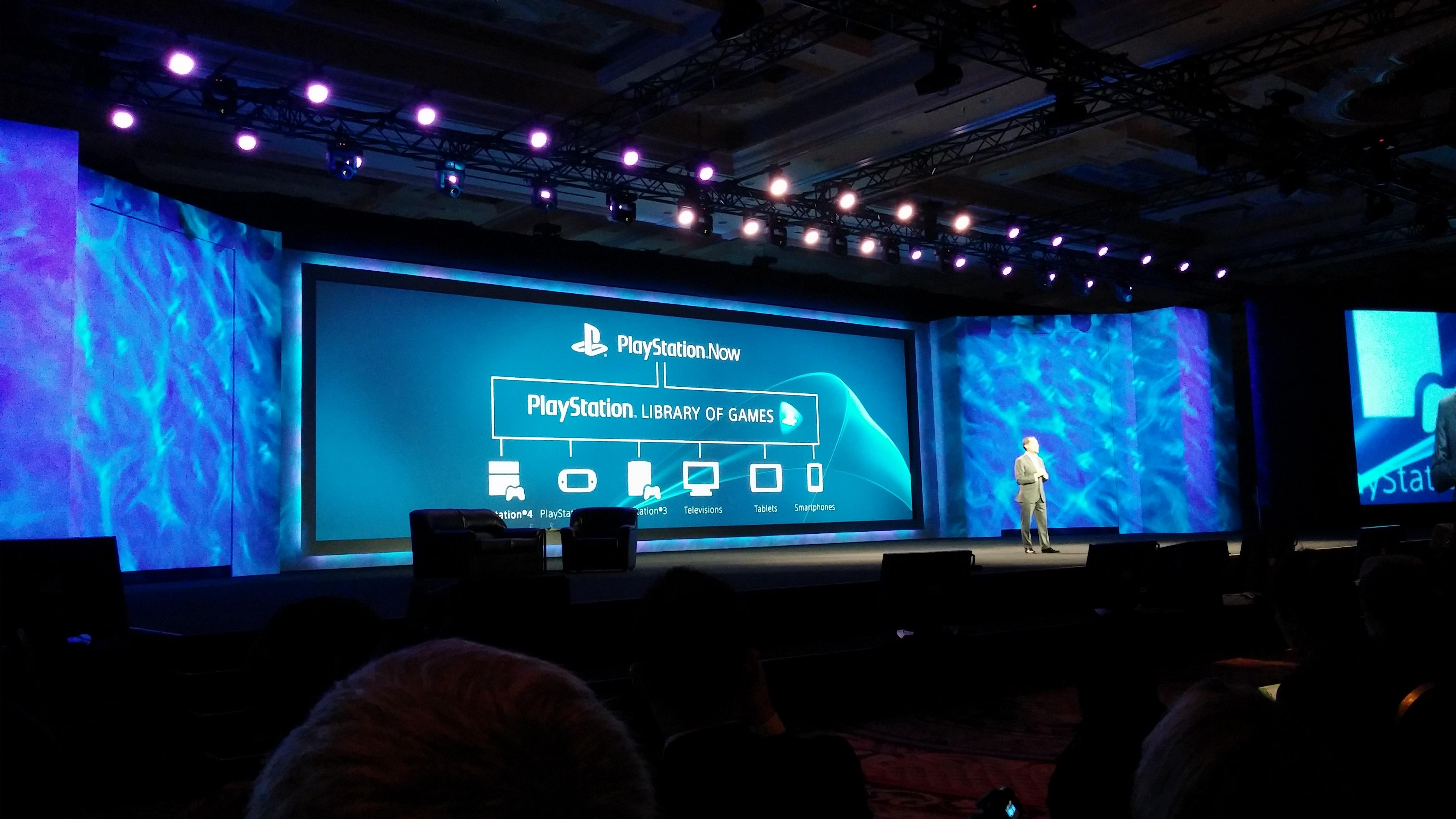 Sony představila PlayStation Now 91408