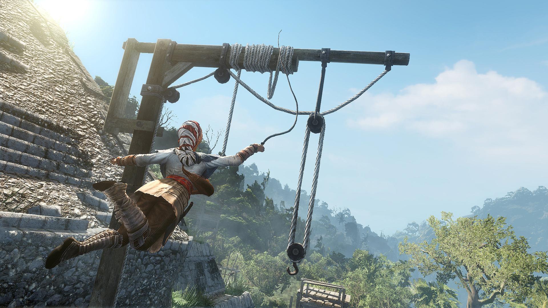 Dojmy z PC verze Assassin's Creed: Liberation HD 91464