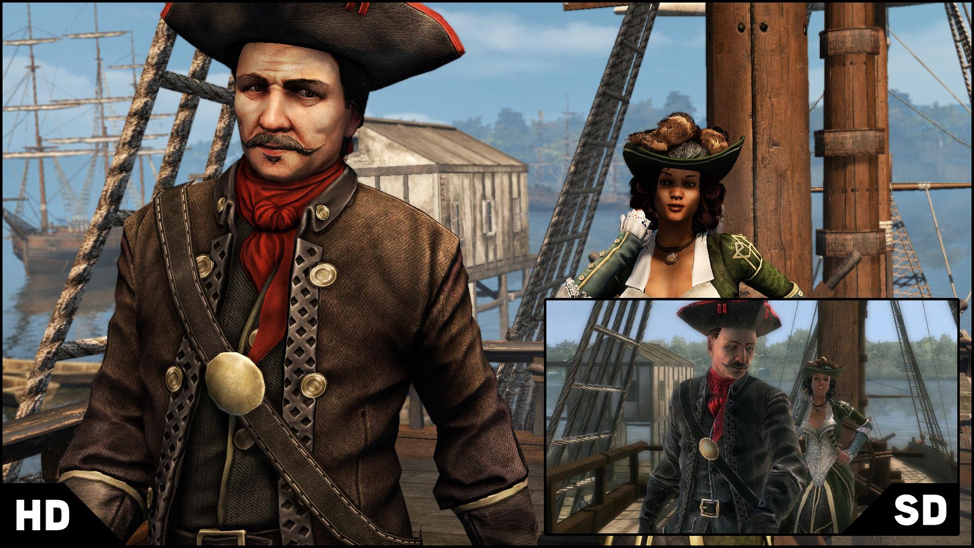 Nové obrázky z Assassin's Creed: Liberation HD 91467