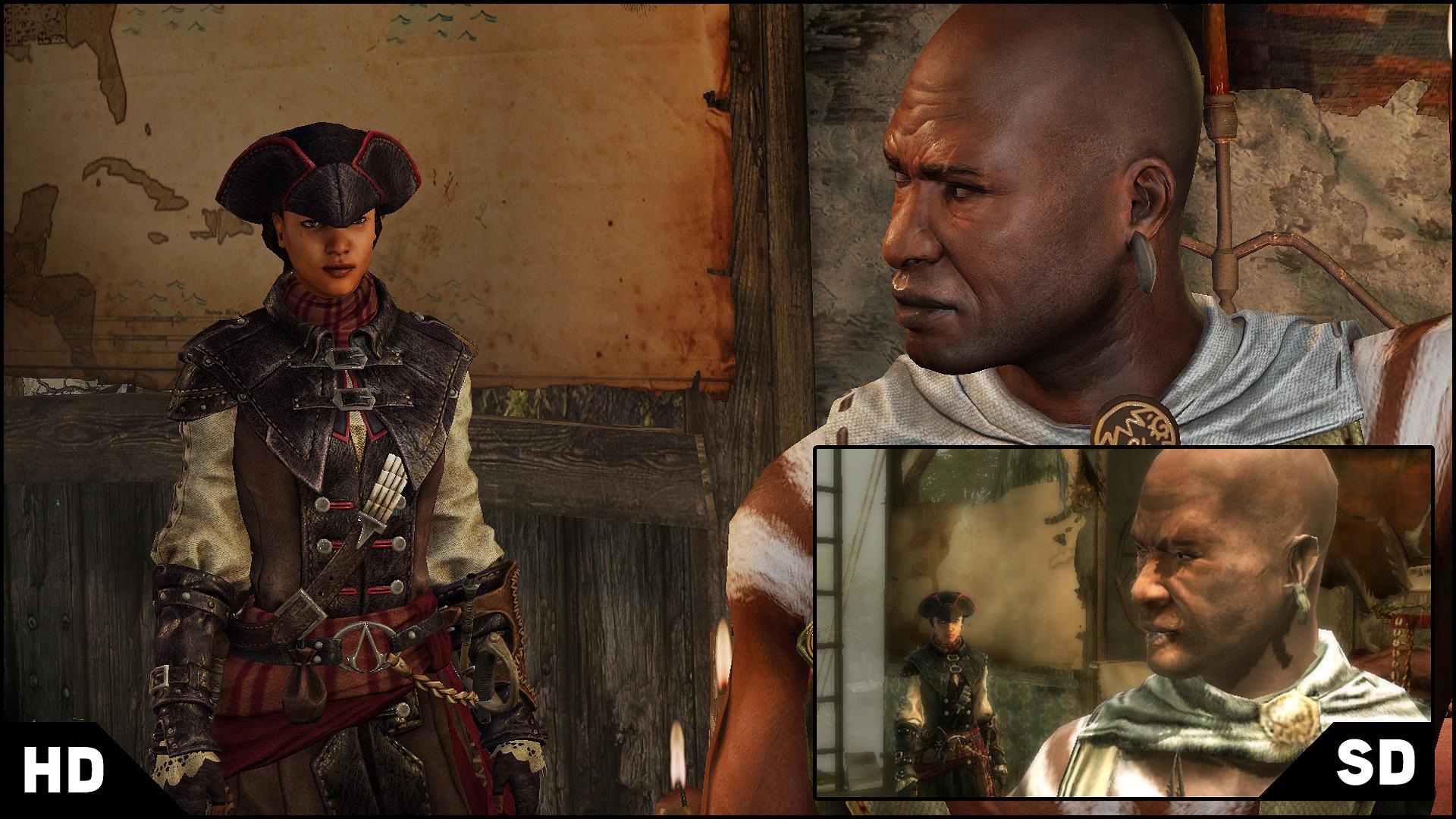 Nové obrázky z Assassin's Creed: Liberation HD 91468
