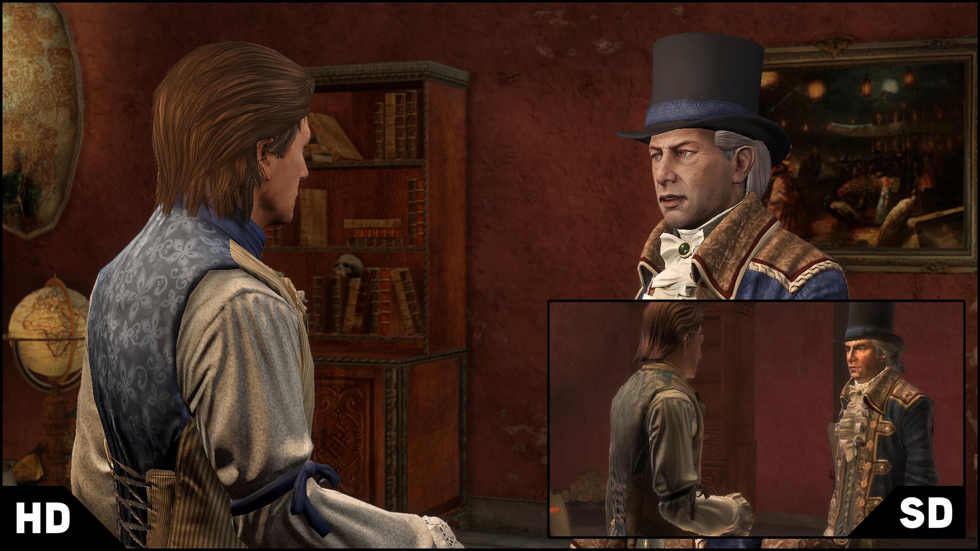 Nové obrázky z Assassin's Creed: Liberation HD 91469
