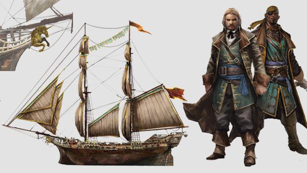 Assassin's Creed 4: Black Flag - Season Pass pod drobnohledem 91478