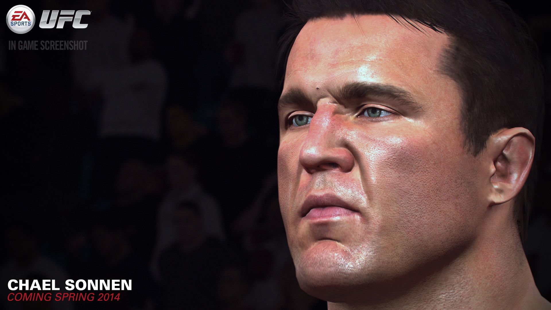 UFC od EA Sports s detailními obličeji bojovníků 91487