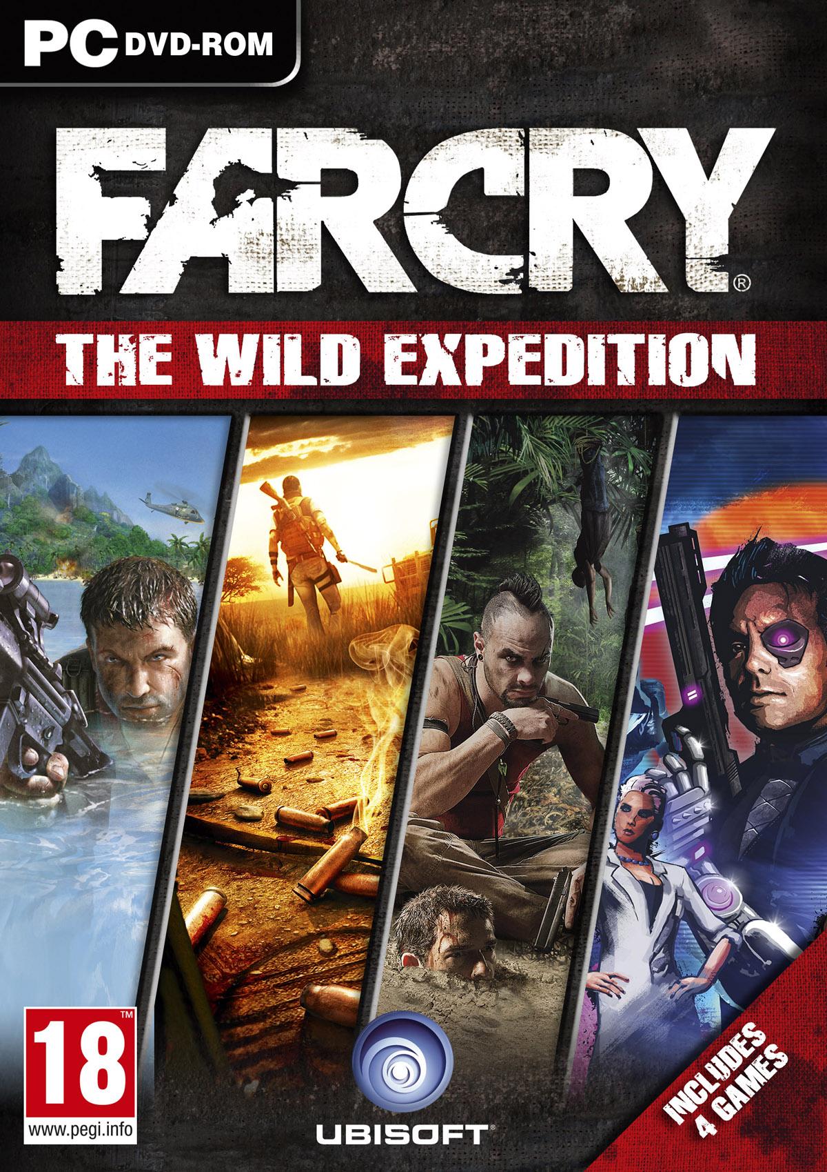 Vyjde kolekce všech dílů Far Cry 91511
