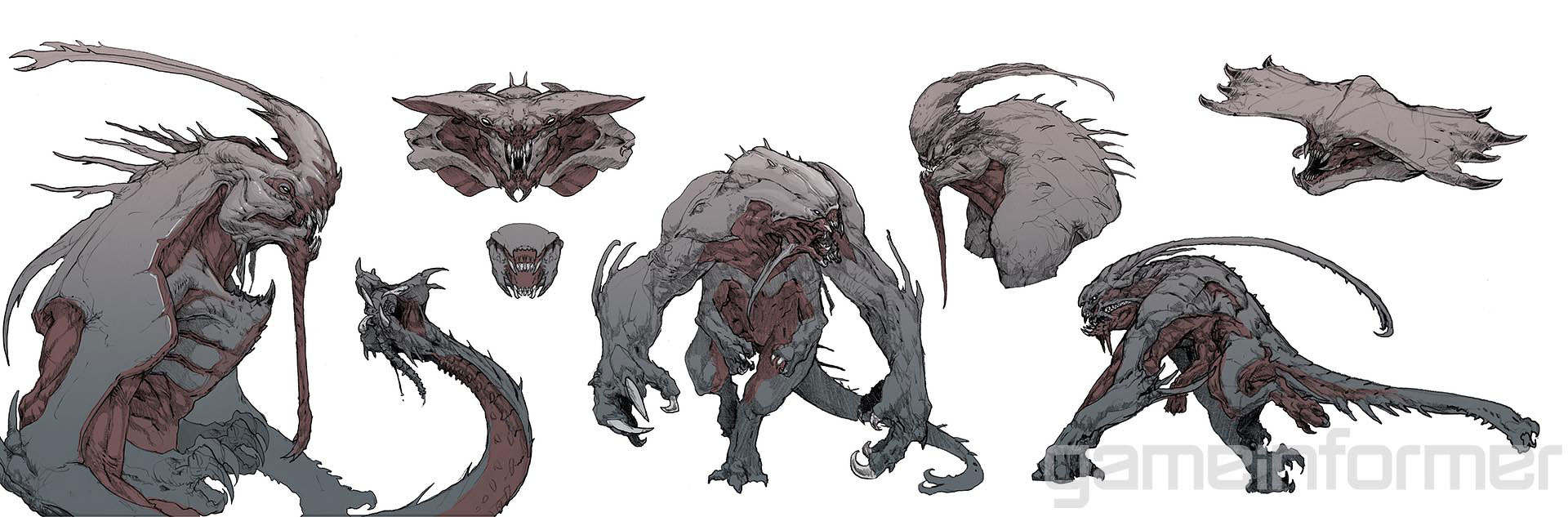 Goliáš na prvních obrázcích z Evolve 91525