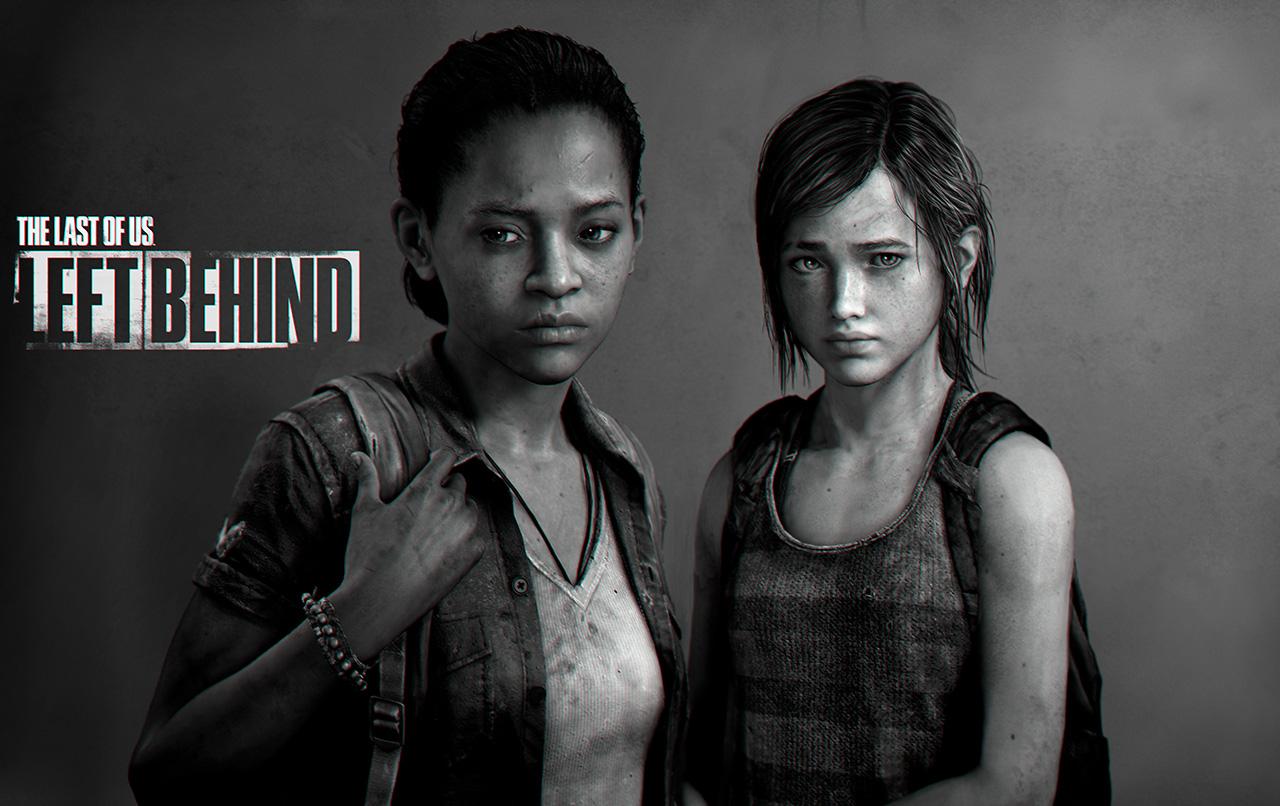 Hravější stránka Ellie v dodatečném prequelu The Last of Us 91589