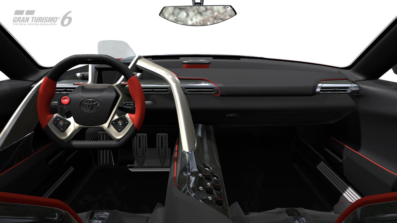 Obrazem: Koncept Toyota FT-1 v Gran Turismu 6 91601
