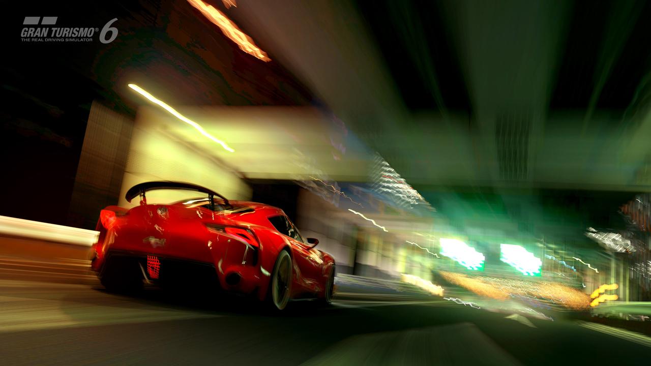 Obrazem: Koncept Toyota FT-1 v Gran Turismu 6 91602