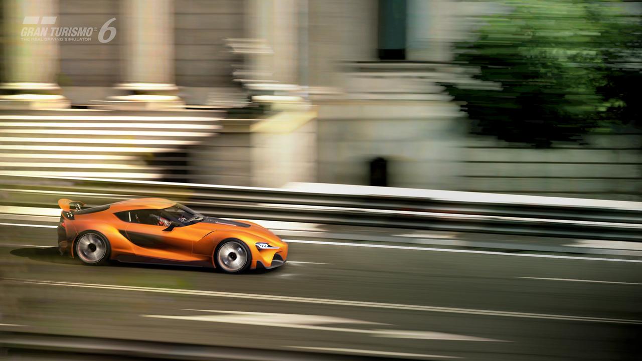 Obrazem: Koncept Toyota FT-1 v Gran Turismu 6 91605