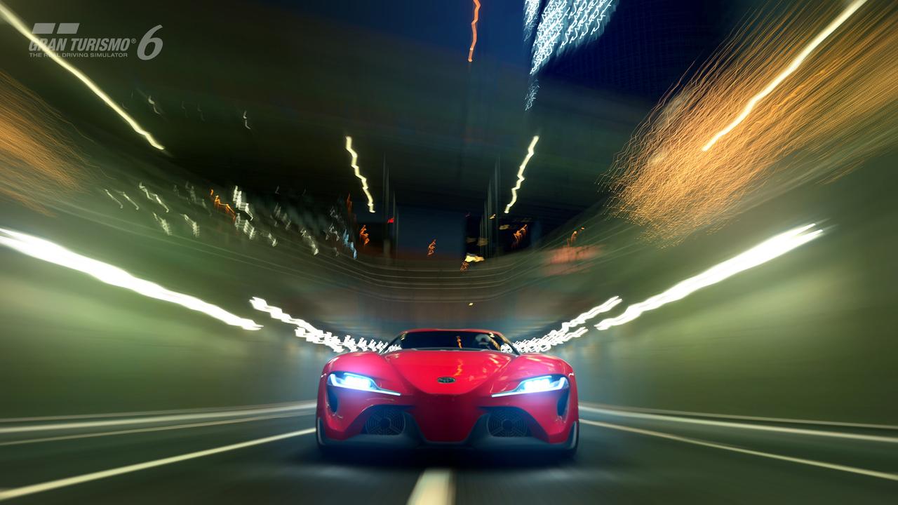Obrazem: Koncept Toyota FT-1 v Gran Turismu 6 91611