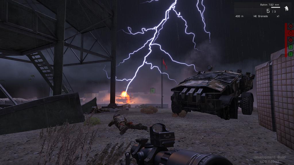 Multiplayer Army 3 se dočká bezplatného DLC Zeus 91613