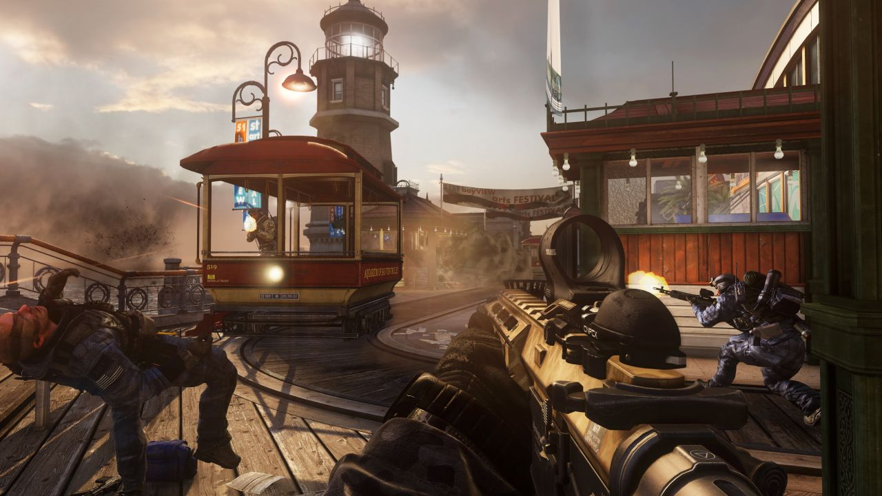 Obrazem: Call of Duty: Ghosts Onslaught DLC 91635